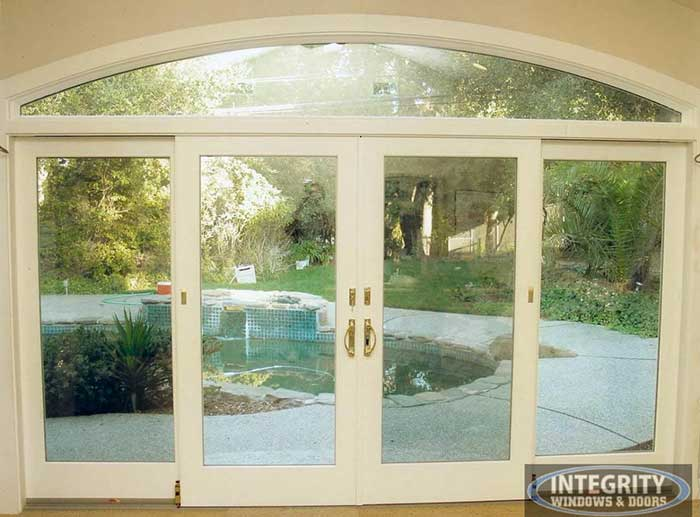 Four Panel Patio Doors Integrity Windows