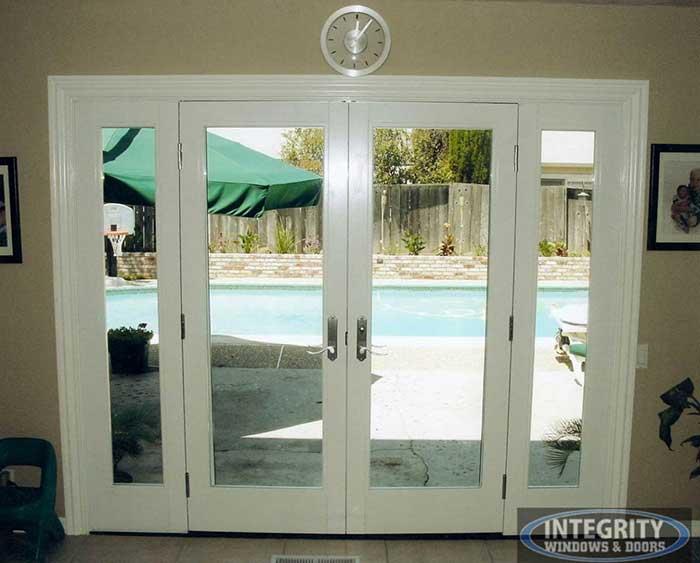 French Doors Integrity Windows